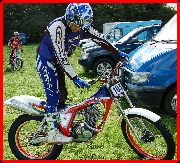 ClassicTrial picture, TLR 200 evo twin-shock trials  bike for sale, click to enlarge click pop-up to close.
